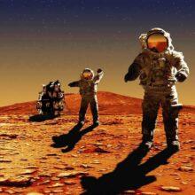 Людей предложили генетически модифицировать для размножения на Марсе