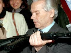 Человек и автомат: 100 лет со дня рождения Михаила Калашникова