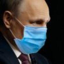 Путин сообщил об отсутствии второй волны коронавируса в России