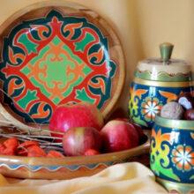Тайны казахского орнамента: о чем говорят древние пиктограммы кочевников?