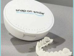 «SNAP ON SMILE» съёмные виниры – реальные отзывы, купить в аптеке, цена, развод или нет