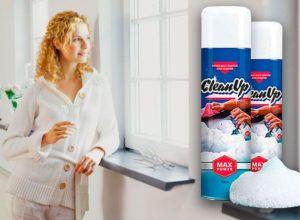 «CLEAN UP» чистящее средство для удаления грязи – реальные отзывы, цена и где купить, развод или нет