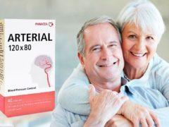 Артериал (Arterial)  для нормализации давления. Развод? Реальные отзывы. Купить и цена