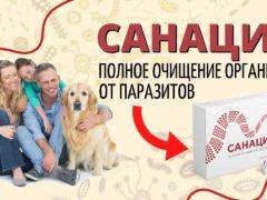 Капсулы «САНАЦИН» от паразитов – реальные отзывы, купить в аптеке, цена, развод или нет