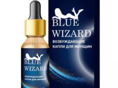 «BLUE WIZARD» возбуждающие капли для женщин – инструкция по применению, цена, отзывы, аналоги