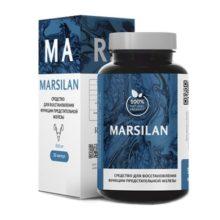 MARSILAN от простатита: натуральное средство для восстановления функции предстательной железы