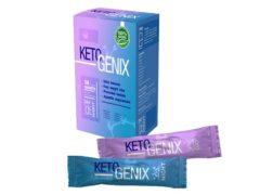 KETO GENIX саше для похудения: революционный способ похудеть на основе кетогенной диеты