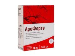 АроФорте от гипертонии: регулирует давление естественным путем