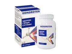 Hondroten для суставов: устраняет причину боли за первые 12 часов
