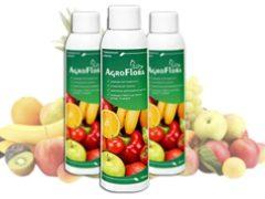 AgroFlora удобрение: позволяет увеличить урожайность с дачного участка на 50% всего за 2-3 применения