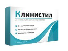 Клинистил от паразитов: полностью очищает организм за 1-2 месяца