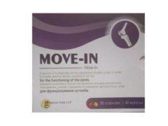 Move-In для суставов: избавляет от недугов опорно-двигательного аппарата
