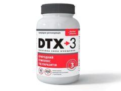 DTX-3 от паразитов и глистов: тройная сила очищения