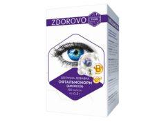 Офтальмонорм для восстановления зрения: устраняет проблемы с глазами за 1 курс