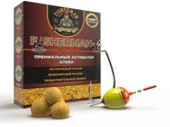 Фишерман активатор клева: привлекает рыбу даже с дальних расстояний и обеспечивает клев