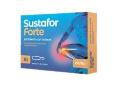 Sustafor Forte для суставов: быстро избавляет от боли и отеков