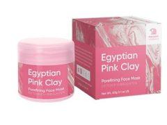 Egyptian Pink Clay Египетская Розовая Маска от морщин: профессиональный косметический препарат для омоложения