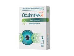 Oculminex для зрения: на 100% эффективно восстанавливает здоровье глаз