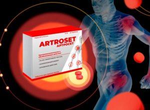 Таблетки Артросет (Artroset) для суставов