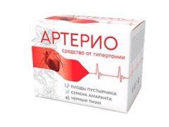 Артерио от гипертонии: благотворно влияет на работу сосудов и сердца