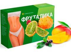 """Фруталика для похудения: уберет даже самый """"упорный"""" жир за 1 курс"""