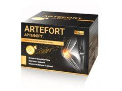 Артефорт для суставов: эффективное восстановление хрящевой ткани и суставов за 1 курс