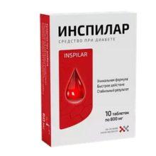 Инспилар от диабета: рекомендован для использования всем мужчинам и женщинам после 40 лет