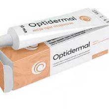 Оптидермал от псориаза: эффективно устраняет не симптомы и причины недуга