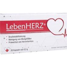 LebenHERZ средство от гипертонии: приведите давление в норму раз и навсегда без вреда для здоровья