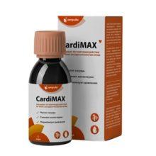 CardiMAX от гипертонии: остановит развитие множества серьезных осложнений