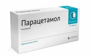 Инструкция по применению Парацетамол