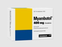 Миамбутол от туберкулеза — инструкция по применению
