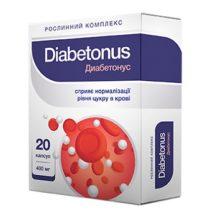 DiabeTonus от диабета: ваш уровень сахара всегда в норме