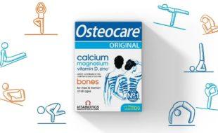 Osteocare Original витамины с кальцием — инструкция по применению