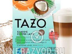 Tazo – кофейный напиток для снижения веса